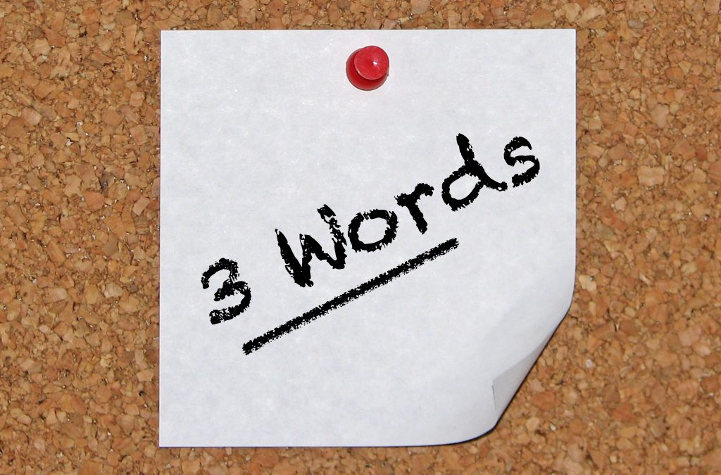 How Three Words Could Change Your Career