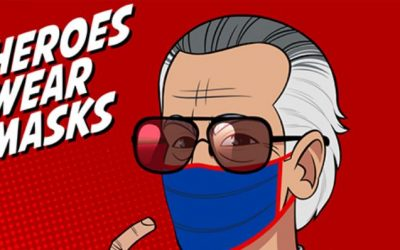 Join The #HeroesWearMasks Challenge And Make A Difference In Your Community